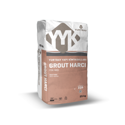 GROUT HARCI